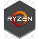 Ryzen Icon Transparent PNG
