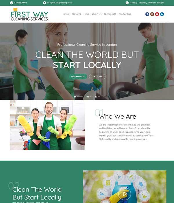 web development agency london