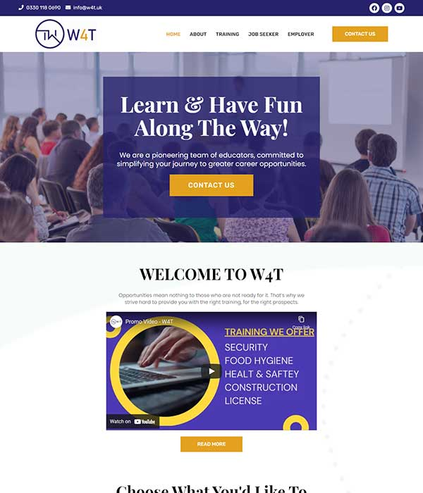 ecommerce web design london
